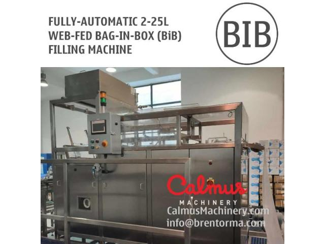 China-Made Fully-automatic BiB Filling Machine Bag in Box Filler