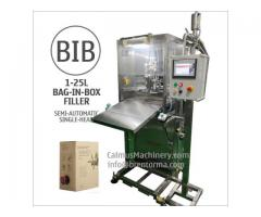 Boxed Wine Oil Liquid Egg Packaging Equipment Bag in Box Filling Machine