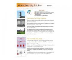 Vedard Security Alarm Technology