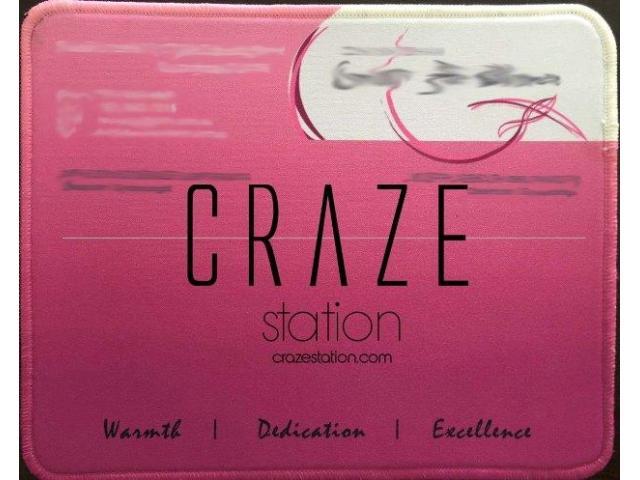 Craze Station - Guangzhou Clothing factory (Manufacturer)
