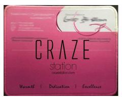 Craze Station - Guangzhou Clothing factory (Manufacturer)