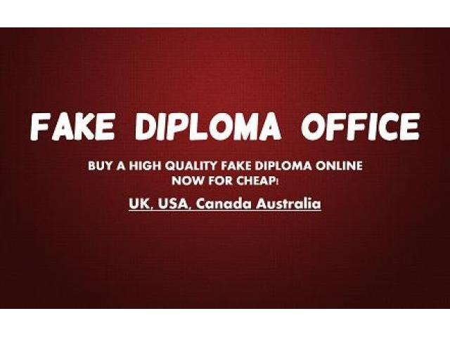 Fake Diploma Office
